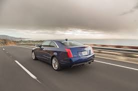 2015 Cadillac ATS Coupe 2 0T Premium RWD Manual First Test Motor