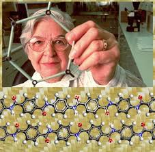 Stephanie Kwolek Invented Kevlar A Tough Durable Material Now Used To Make Bulletproof