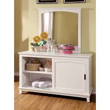 Wayfair Dresser With Mirror by Furniture Of America Alana Marie Inspired Sliding Door 3 Drawer