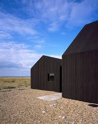 100 Rubber House Dungeness Blackstained Beach House By Rodi Davidson