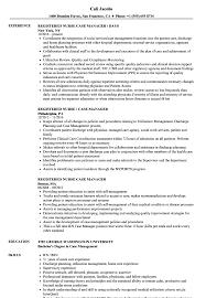 Download Registered Nurse Case Manager Resume Sample As Image File