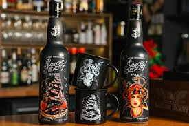 Sailor Jerry Announces A New Range Of Collectable Bad Ass Bottle Wraps DRINKS ENTHUSIAST