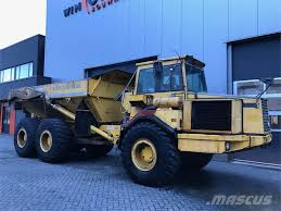 Used Volvo A25C 6 X 6 Tailgate Articulated Dump Truck (ADT) Year ...