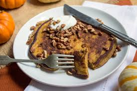 Libbys Pumpkin Nutrition Info by Gluten Free Spiced Pumpkin Pancake Recipe