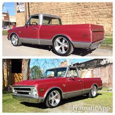 100 Tim Riggins Truck Youngs 1968 Chevy C10 With Kustom Shops Hot Rod Flatz Flat