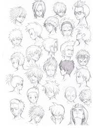Anime Guy Hairstyles
