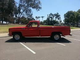 100 1974 Chevy Truck Custom Deluxe 10 Origional 454ci Classic Chevrolet C10