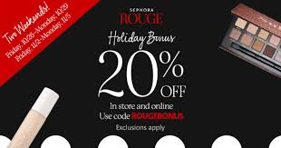 Sephora Canada Holiday Bonus Event: Save 15% To 20% Off ... Wayfair Coupon Code 20 Off Any Order Wayfair20off Twitter Code Enterprise Canada Fuerza Bruta Discount At Home Coupon Raging Water Serenity Living Stores Barnes And Noble Off 2018 Youtube 10 Wayfair Promo Coupons La County Employee Tickets Costco Whosale Best Shopping Promo Codes Nov 2019 Honey