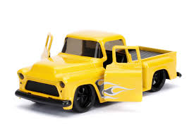 100 Stepside Trucks JADA Just 1955 Chevy Pick Up Toy Vehicle Walmart