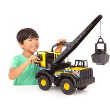 Funrise Tonka Steel Classic Mighty Crane - Walmart.com Toddler Dump Truck Also Atkinson Trucks Plus Kenworth For Sale In Michigan Gmc 3500 1 Ton As Toy Review Of Tonka Classics Mighty Steel Youtube Amazoncom Toughest Handle Color May Vary Toyworld Ebay Classic Cstruction Christmas Toys For Motorised Garbage Online Australia Fleet Vehicle Assortment