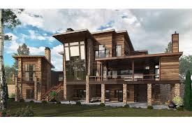 100 Contemporary House Siding Aurora 57029 The Plan Company