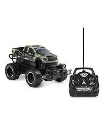 100 Radio Control Monster Truck World Tech Toys Ford F150 SVT Raptor Remote