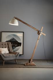 Archie Photographic Tripod Floor Lamp by Zaffero