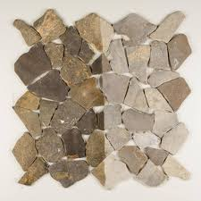 Sliced Pebble Tile Canada by Stone Mosaics Imported Natural Stone Flooring U0026 Wall Cladding
