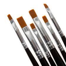 uv gel l walmart bmc 6pc nail uv gel acrylic salon pen painting detailing flat