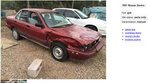 The Ten Crappiest Cars On Craigslist Right Now