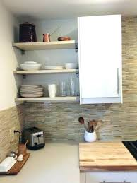 Diy Kitchen Shelving Ideas Wall Shelves Shelf Dining