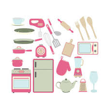 Kitchen Products Cliparts