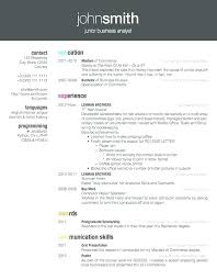 Video Resume Examples For Teachers Plus Template M