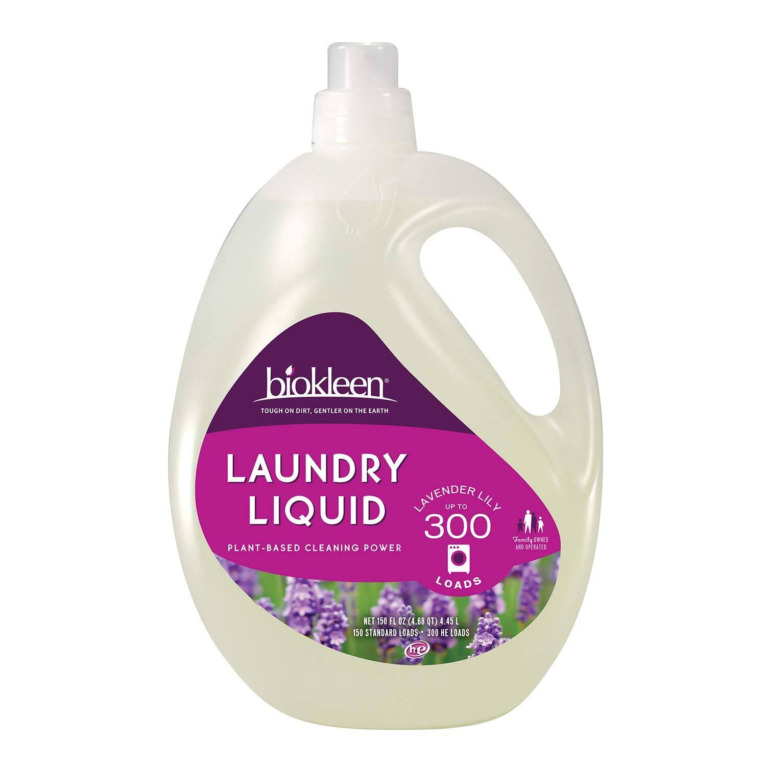 Biokleen Laundry Detergent Liquid Eco Friendly