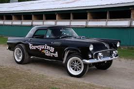 1955-ford-thunderbird-gasser-18 - Hot Rod Network 57 Ford Ranchero Gasser Gasser Pinterest Cars And Rats 1966 Dodge D100 Pickup Sorry Its Not The Best Quality But Yes Those Are Tow Mirrors Wagon Scale Auto Magazine For Building Plastic Supercharged 1942 Willys Shows Up On Ebay Aoevolution 1320 Gassers Super Gas Modified Production Door 1940 Pickup Drag Machine Httpflickrcomphotos 50 Chevy Model Trucks This Fourspeed Big Block 1962 F100 Street Truck Is 1941 A Genuine Veteran Of Wars 3336 Agas Blown And Injected 392