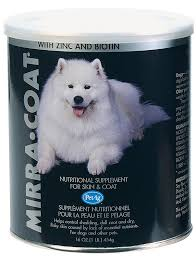 Do Samoyed Dogs Shed Hair by Pet Supplements And Vitamins Amazon Com Mirra Coat Dog Powder