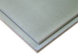 bn thermic insulated tile backer board 1200x600x6mm per sheet f