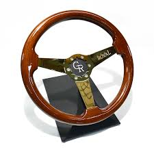 Display Stand For Steering Wheel