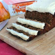 Quest Nutrition Pumpkin Bread With Cream Cheese Icing Recipe