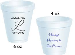 Small Personalized Cups