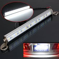 Mobil Van Truck Trailer 15 LED License Plat Nomor Cahaya Bolt On ...
