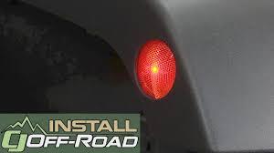 jeep wrangler jk diode dynamics front side marker light bulb led