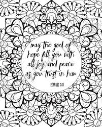 Windows Coloring Printable Bible Pages With Verses Download