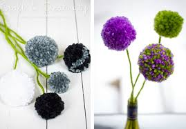 60 Amazing DIY Pom Crafts