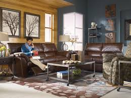 Flexsteel Power Reclining Sofa Julio by Reclining Sofas Loveseats Avens Furniture Company