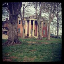 Old Mansion circa approx 1840 Stanford KY