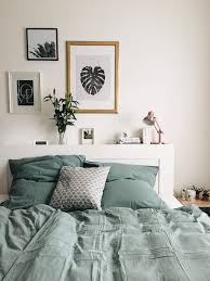 müde schlafzimmer grün scandistyle lieblingspla