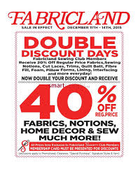 Fabricland Coupon Canada / Barilla Pasta Printable Coupons ... Fabric Sale Fabricland Coupon Canada Barilla Pasta Printable Coupons Joann Fabric Code 50 Off Zulily July 2018 10 Best Joann Coupons Promo Codes 20 Off Sep 2019 Honey Ads And Indie Fabric Shop Roundup Coupon Chalk Notch Find Great Deals On Designer To Use Code The Big List Of Cadian Online Shops Finished Fabriccom How Order Free Swatches At Barnetthedercom