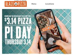 You Can Get A Full Pizza For Just $3.14 At Blaze Pizza March ... Super Bowl Savings Deals On Pizza Wings Subs And More National Pizza Day 10 Deals For Phoenix Find 9 Blaze Coupon Codes September 2019 Promo Pi Where To Get Free Pie Today Kfc Newest Promotions Discount Coupons Sgdtips Check Out All The Happening Tomorrow Nationalpizzaday Saturday 100 Off Blaze Tv 8 Verified Offers Heres To Cheap Or Food Fastfired Disney Springs Pizzas Pies All The Best This
