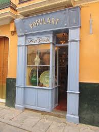 artisan ceramics and tiles in seville populart andalucia diary