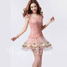 New Russian Vintage Cocktail Dresses Women Clothing Brand A Line Cheap Clothes China Party Dress Lace Cute