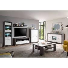große wohnzimmer einrichtung modern istensa 6 teilig