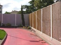 mur de separation exterieur murs anti bruit tous les fournisseurs mur anti bruit