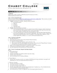 Using The Word I In A Resume by 92 Resume Outline For A College Student Cv Template