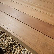 Wood Decking Boards by Hardwood Deck Boards Solid Wood Yellow Balau Bangkirai