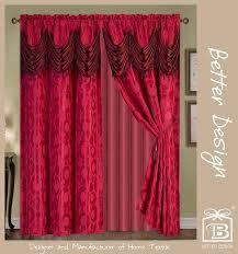 tissus pour rideaux pas cher jacquard rideau tissu pour rideau rideaux perde rideaux tenda