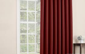 Sound Reduction Curtains Uk by Amazon Curtains Curtain Amazon Com Best Home Fashion Thermal