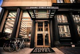 100 Duane Nyc Street Hotel FIND HOTELS NYC