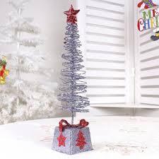 Mini Sapin Fer Pour Décoration Noel Modèle Luxe Poser Diverses