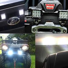 TURBOSII Spot 4In Pods Cube Led Work Lights Bumper Grill Offroad ... Backup Auxiliary Lighting Kit Installation Fits All Truck 10w Led Work Light Mini 12v 24v Car Auto Suv Atv 4wd Awd 4x4 Off Willpower Ip68 300w 1030v Waterproof Curved Led Bar 42inch Safego 2pcs Work Flood Spot Led Driving Light 94702 75 36w Offroad Led2520 Lm High Intensity Barspot Beaumount Truck Bars And Accsories Charlestown Co Mayo Xuanba 2pcs 4 Inch 25w Round For Avt Offroad Boat 6 18w Lamp For Motorcycle Tractor Road Styling Lights Bragan Bra4101538 Stainless Steel Sport Roll Rollbar 8 Spot 2 X 27w 48w Marine Rv